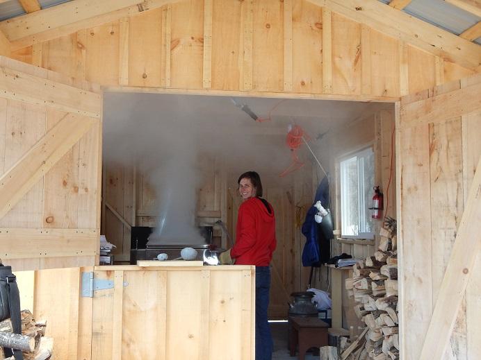 sugar shack – Seasonal Harvest